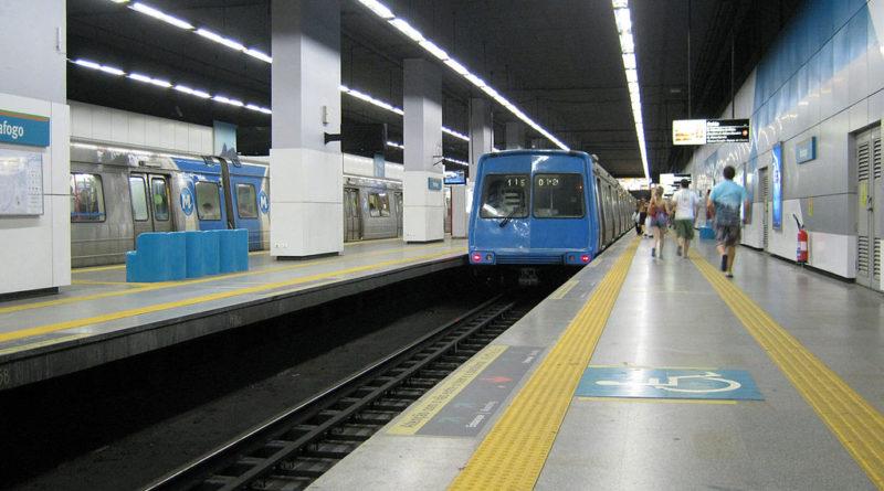 Estação Botafogo Linha 2