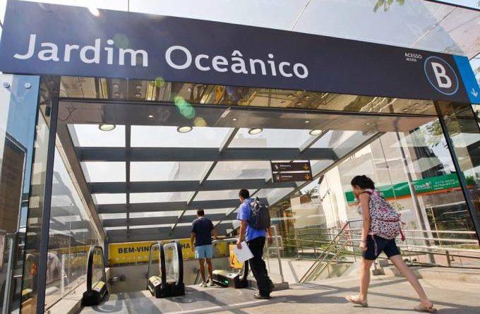 Estação Jardim Oceânico