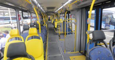 Interior do BRT