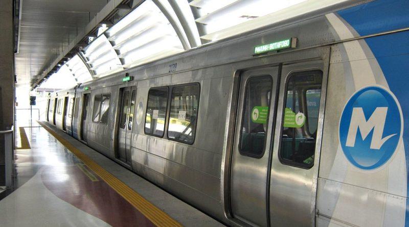 Estação Cidade Nova Linha 2