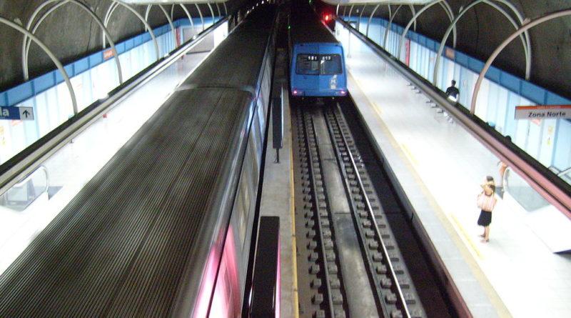 Estação Cantagalo Linha 1