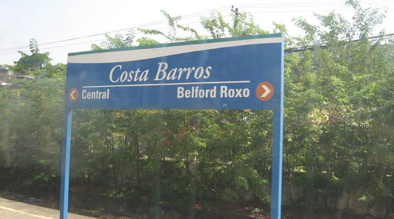 Estação Costa Barros