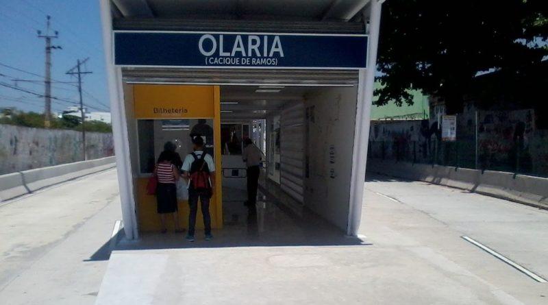 Estação Olaria