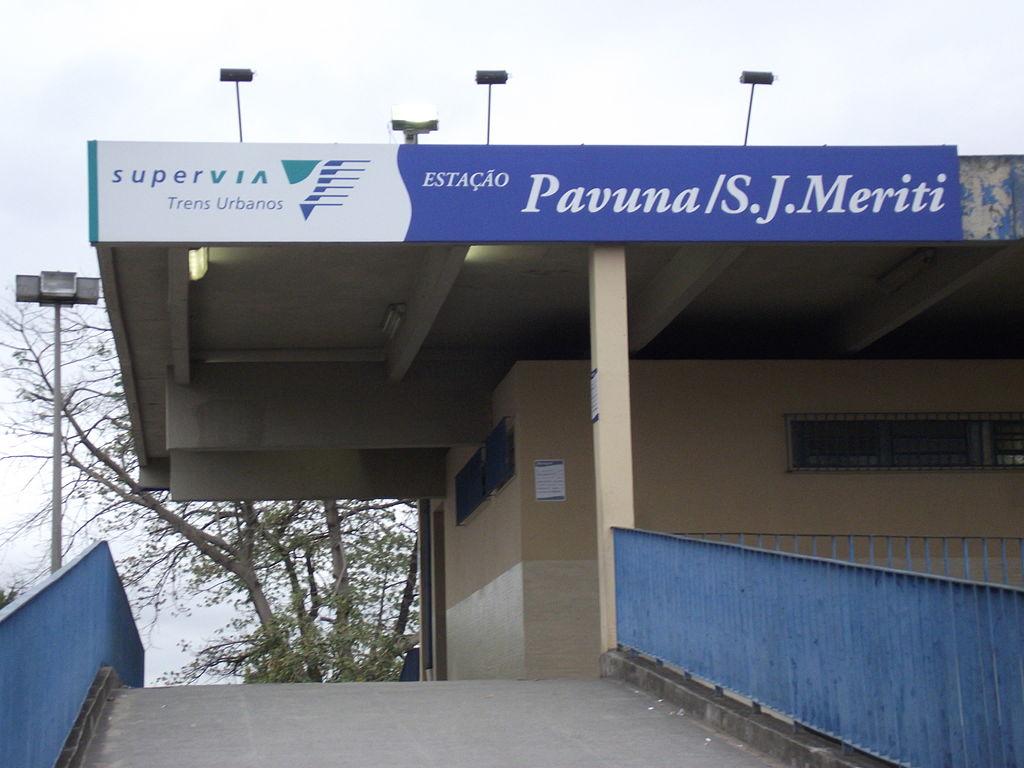 Estação Pavuna Meriti