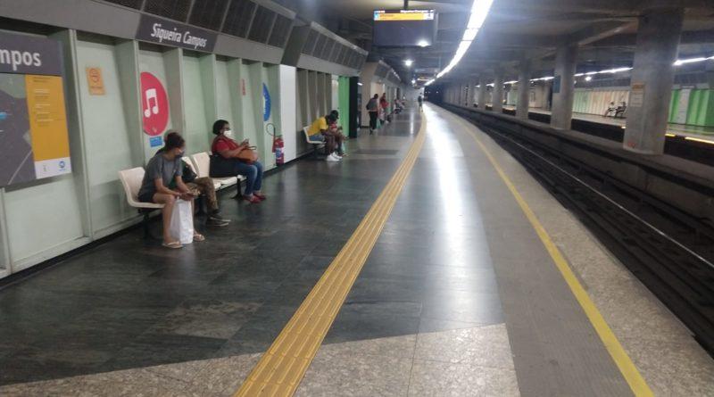 Estação Siqueira Campos