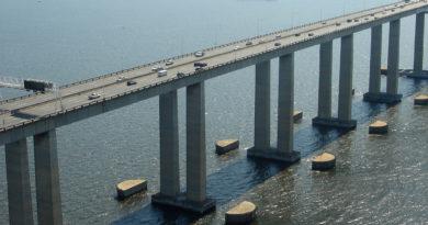 Ponte Rio Niterói BR-101