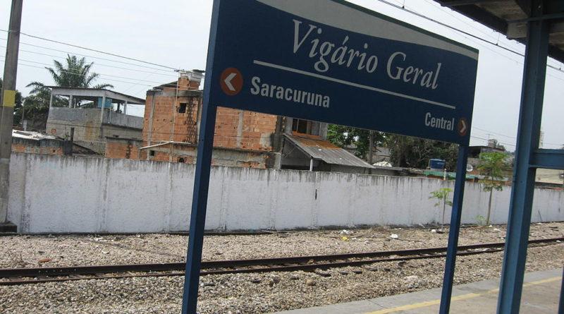 Vigário Geral Estação