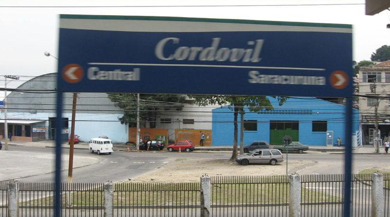 Estação Cordovil