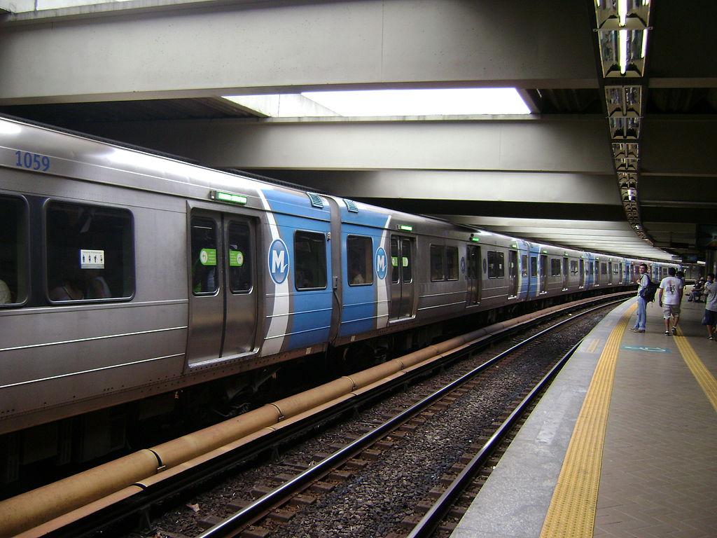 Estação São Cristóvão