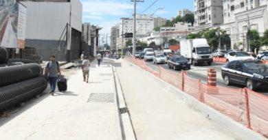 Marquês de Paraná Obras
