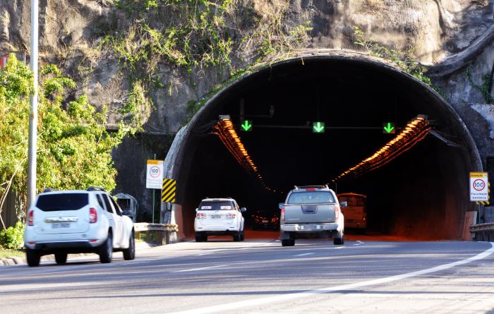 Túneis Linha Amarela