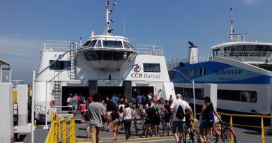 CCR Barcas Rio