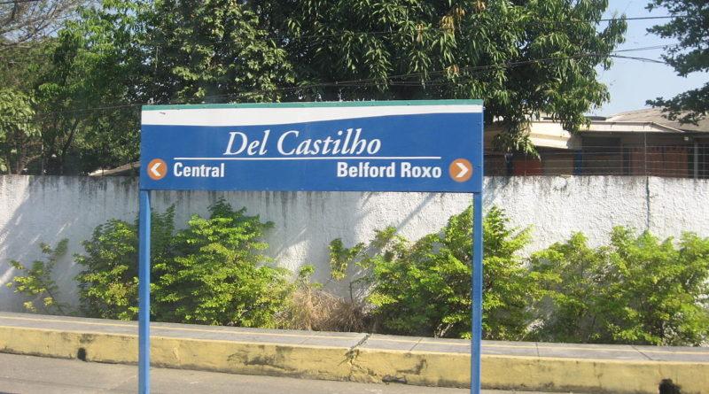 Estação Del Castilho