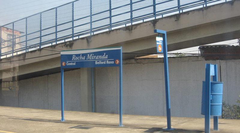 Estação Rocha Miranda