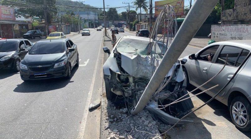 Poste Estrada do Monteiro