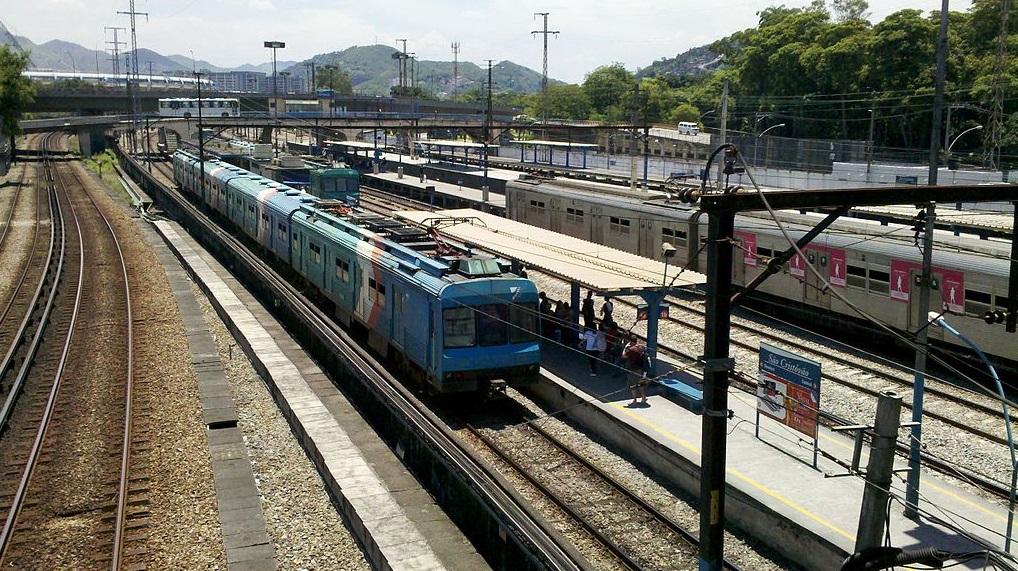 Supervia Estação São Cristóvão