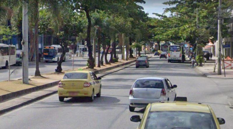 Avenida Dom Hélder Câmara
