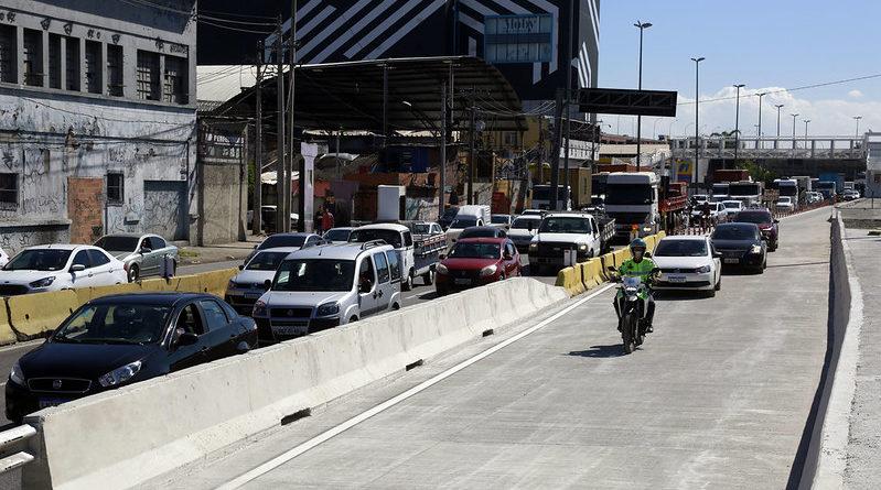 BRT Viaduto Caju