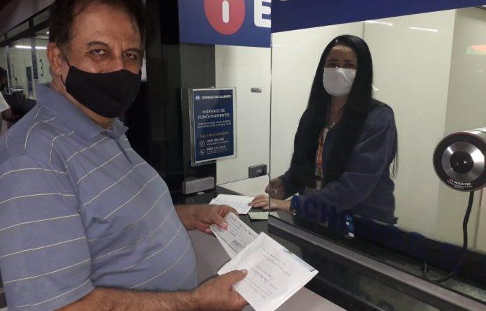 Cheques MetrôRio