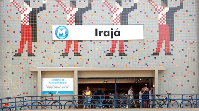 Estação Irajá Linha 2
