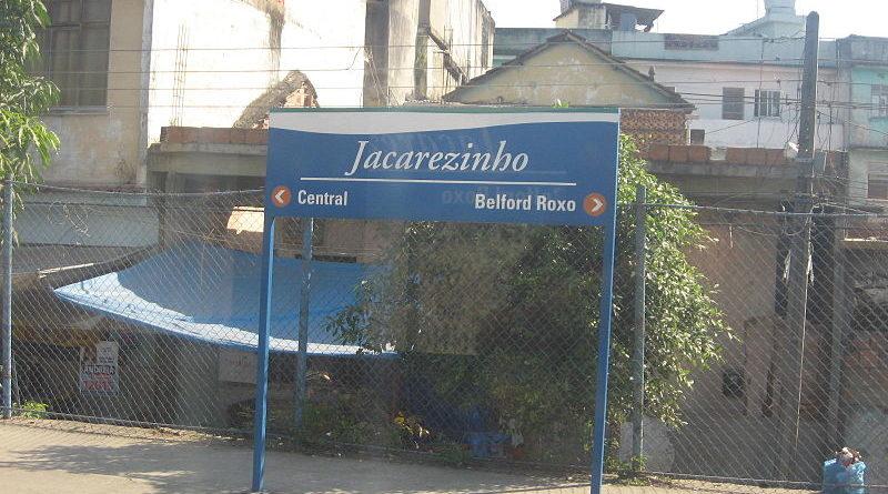 Estação Jacarezinho