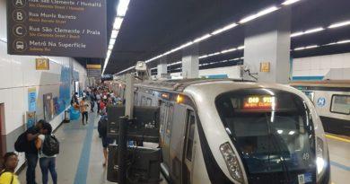 Estação Metrô Rio