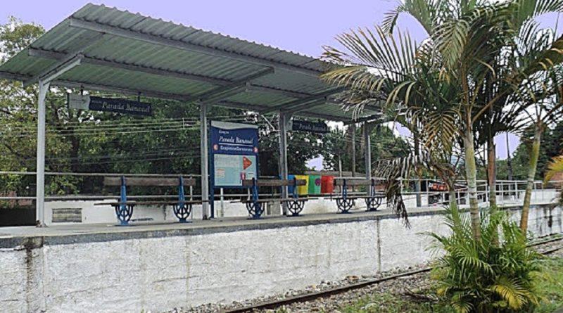 Estação Parada Bananal