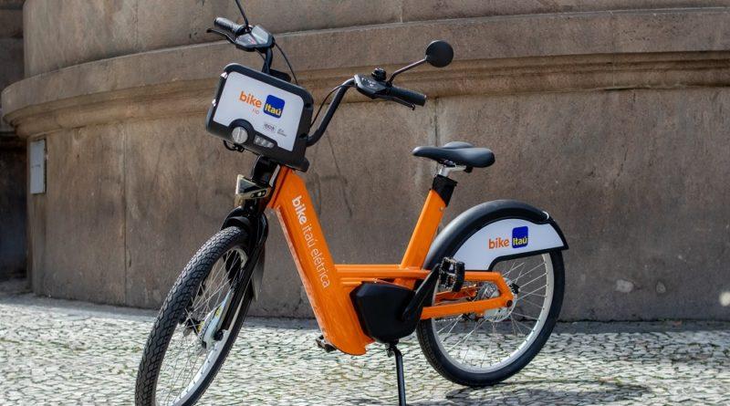 Bicicleta elétrica Rio de Janeiro