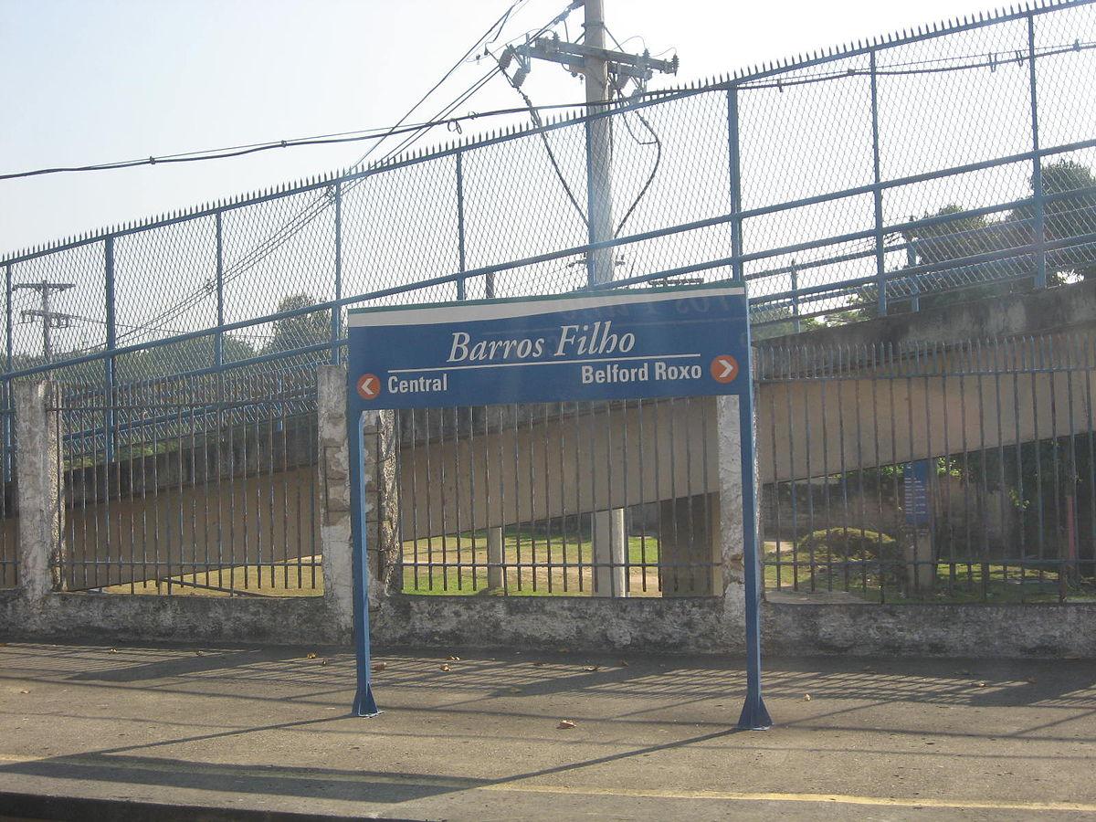 Estação Barros Filho