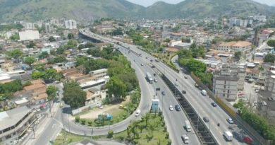 Linha Amarela no Rio