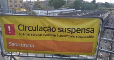 Suspensa Saracuruna
