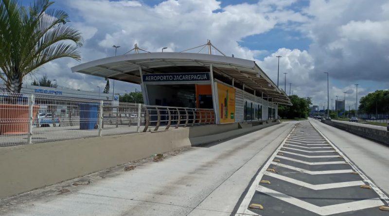 BRT Aeroporto Jacarepaguá