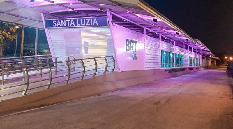 Estação Santa Luzia BRT