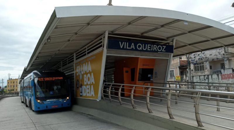 Vila Queiroz BRT