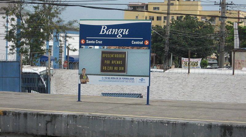 Estação Bangu