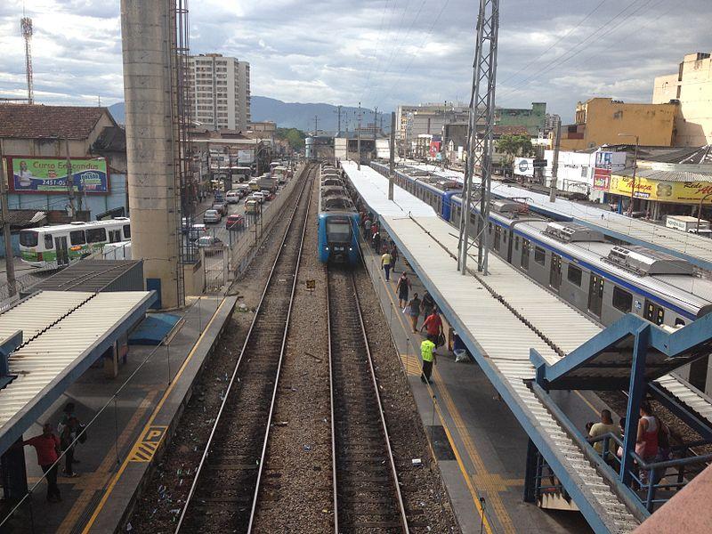 Estação Madureira da SuperVia