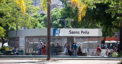 Estação Saens Pena