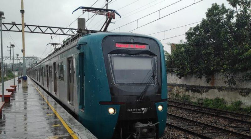 Japeri SuperVia Trem
