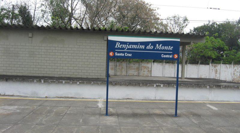 Estação Benjamim do Monte