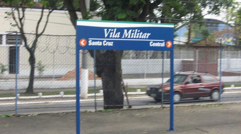 Estação Vila Militar