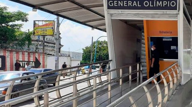 General Olímpio BRT