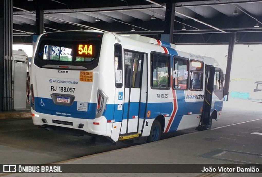 Nossa Senhora da Penha Ônibus