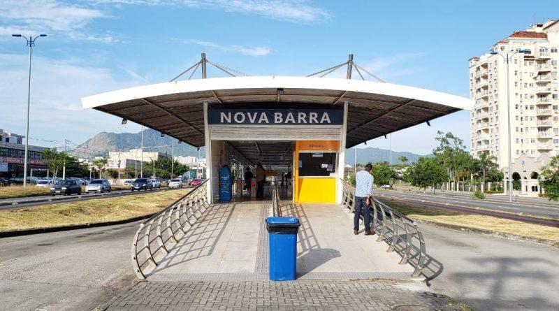 Nova Barra BRT