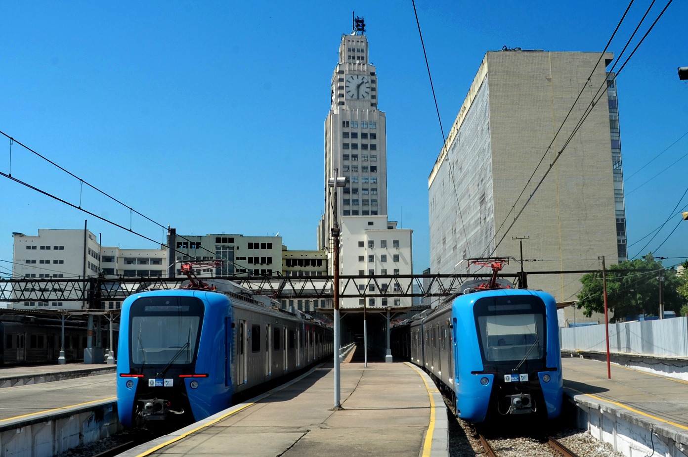 Trens SuperVia Rio