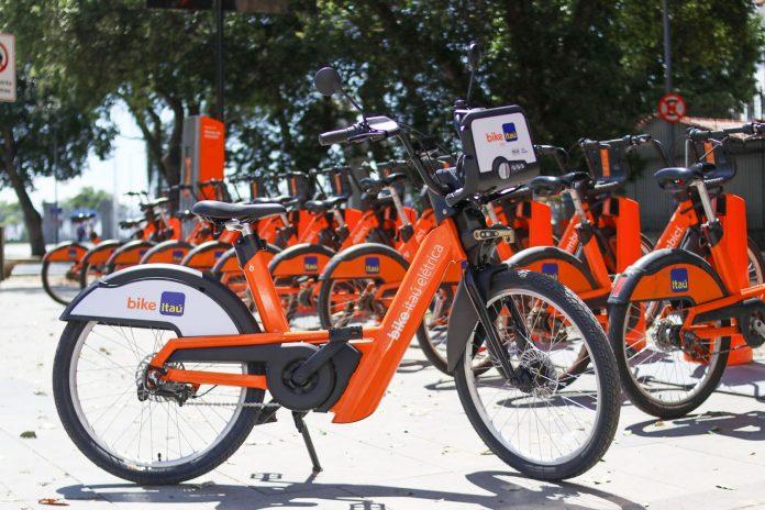Bike Itaú no Rio