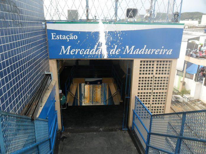 Estação Mercadão de Madureira