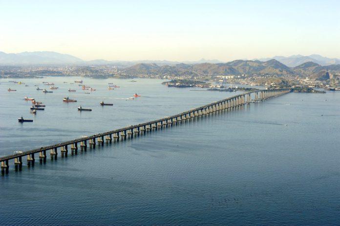 Ponte Rio-Niterói Carga