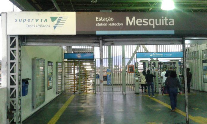 Estação Mesquita