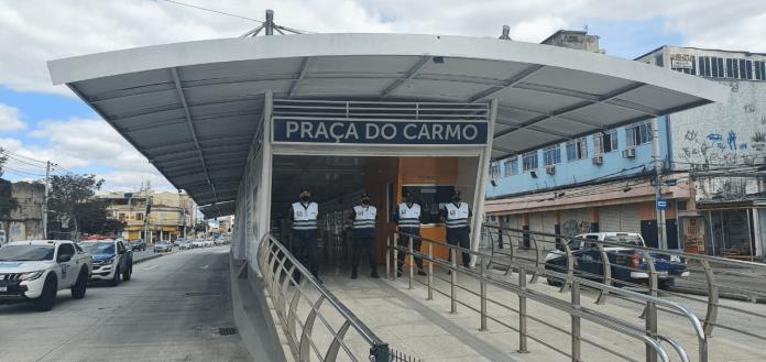 Praça do Carmo BRT