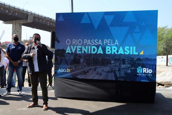 Obras BRT Rio